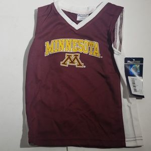 Pro Edge University of Minnesota Jersey Shirt